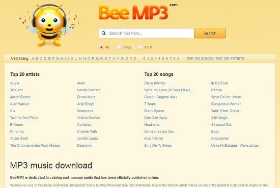 descargar musica mp3 directa