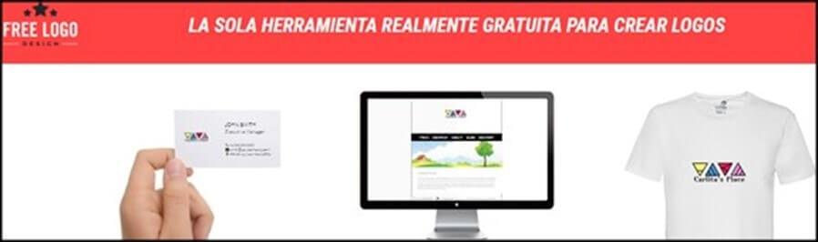 Free Logo programa para hacer logos online gratis