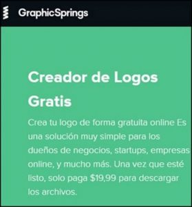 GraphicSprings web