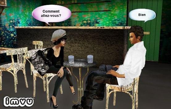 IMVU los mejores chat