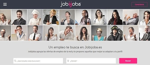 Jobijoba paginas para buscar empleo