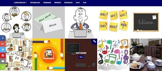 mejores webs para aprender idioma inglés