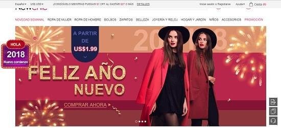 d8361f955fc Mejores páginas para comprar ropa barata. New Chic. venta de ropa online en  new chic