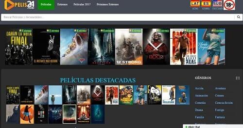 Pelis24 ver filmes online gratis