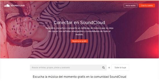 mejor página escuchar música online