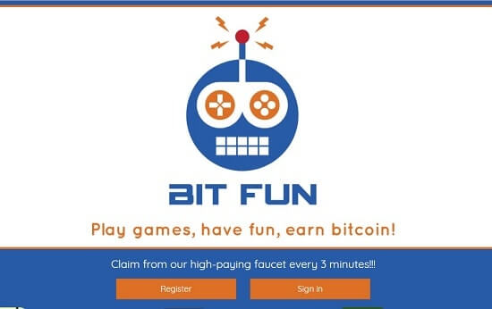 ganar bitcoins con bit fun