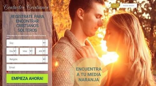páginas amistad contactos cristianos