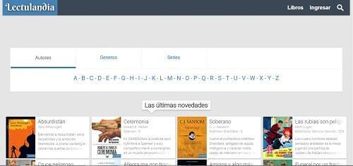 mejor pagina para descargar libros pdf lectulandia