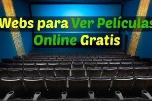webs para ver films gratis