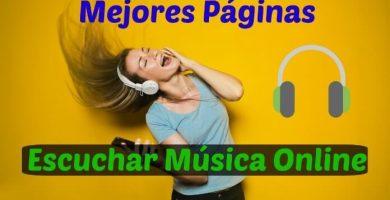 oír música online