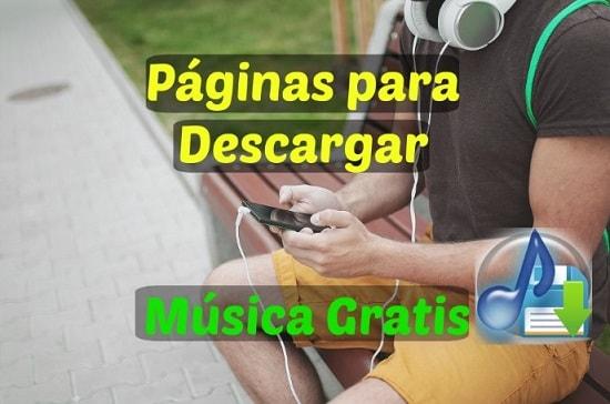 sitios para descargar música