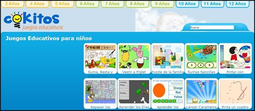 Cokitos juegos interactivos