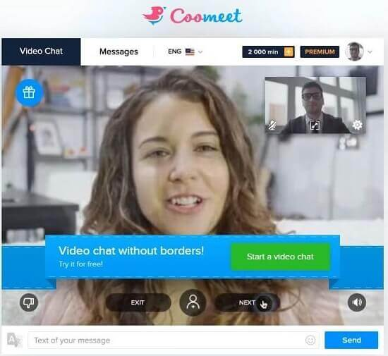 Coomee apps para conocer chicas