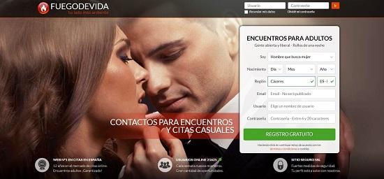 paginas de contactos para casados