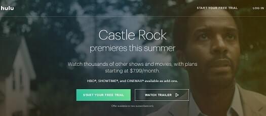 Hulu mira series y peliculas