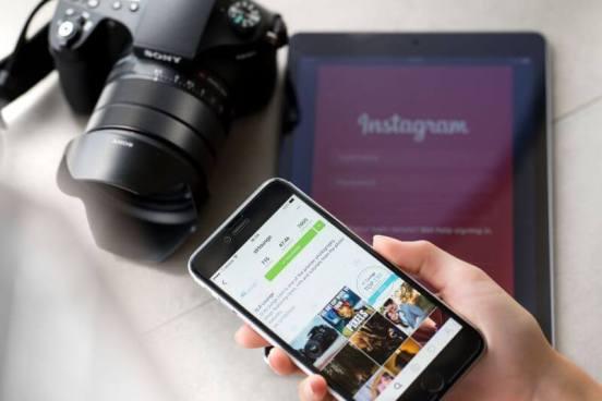 Instagram mejor página para fotógrafos