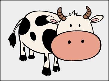 Encuentra a la vaca invisible. Mejores páginas para perder el tiempo