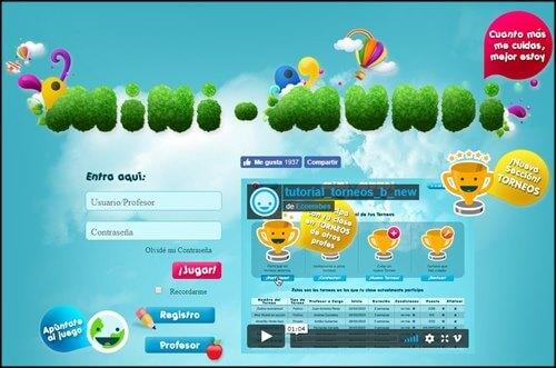 mini mundo ecologia para niños
