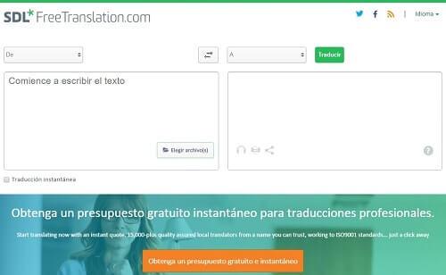 SDL traducir pdf de ingles a español