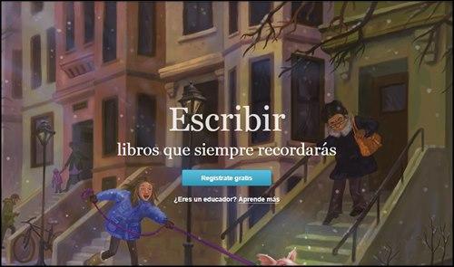Storybird cuentos para escribir y leer