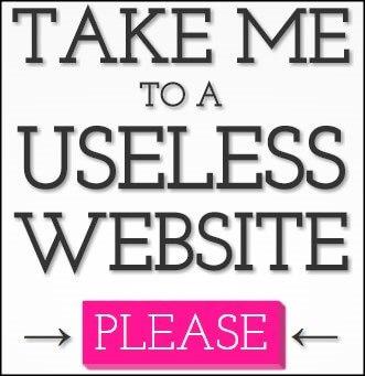 The useless web para perder el tiempo