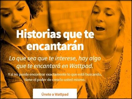 Wattpad. Comunidad online amater