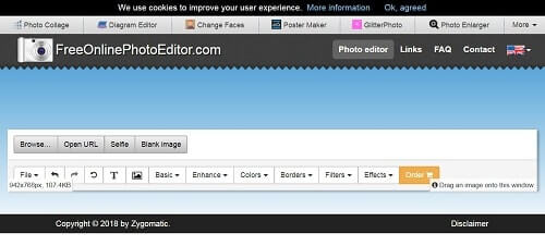 freeonlinephotoeditor paginas para hacer photoshop