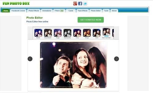 funphotobox las mejores paginas para editar fotos