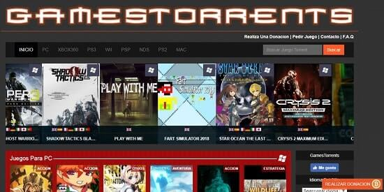 gamestorrents juegos pc torrent
