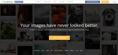 imageshack pagina para subir imagenes