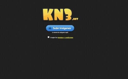 kn3 servidores de imagenes
