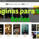webs para ver series online