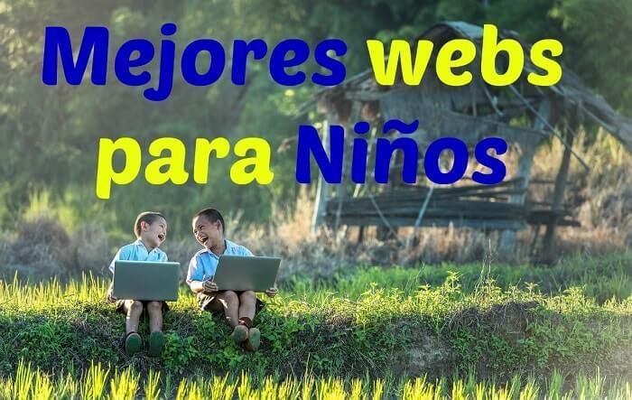 Las 21 mejores páginas para niños   Top webs educativas