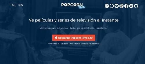 popcorntime ver series online