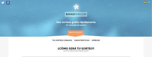 randorium ruleta personalizada