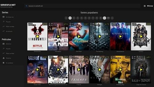 seriesflv mejor pagina para ver series online