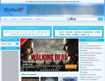 seriesw paginas para descargar series