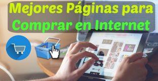 webs donde comprar online