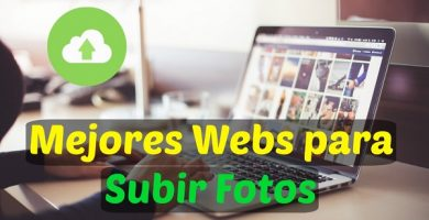 webs para subir fotos