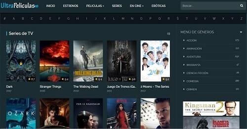 ultrapeliculashd series online español gratis