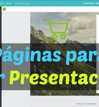 sitios para hacer presentaciones