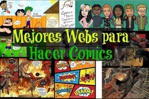 sitios webs para hacer comics