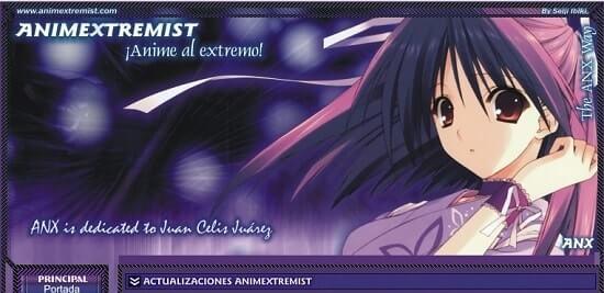Animextremist Manga en línea