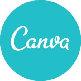 Canva logo mapas conceptuales ejemplos