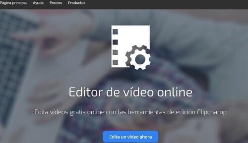 clipchamp pagina web