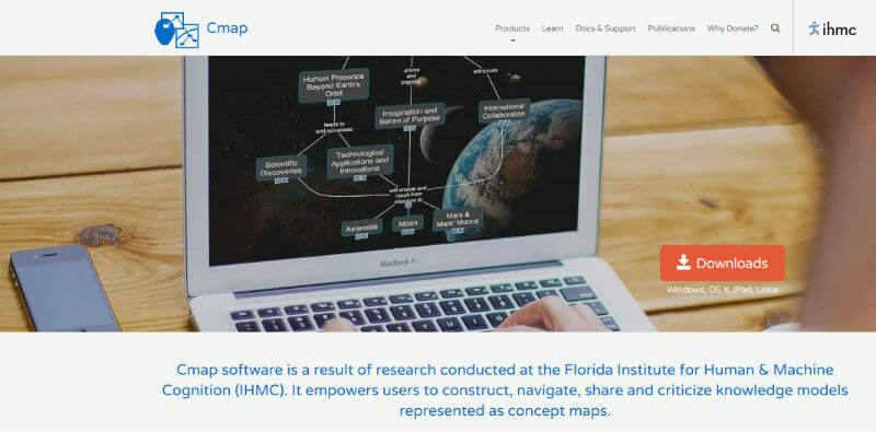 CMap mapas conceptuales como hacerlos