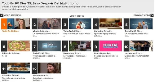 Discovery Home and Health programacion para mujeres
