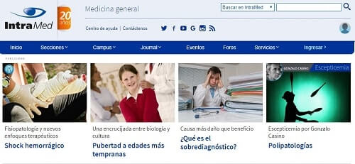 IntraMed cursos de medicina
