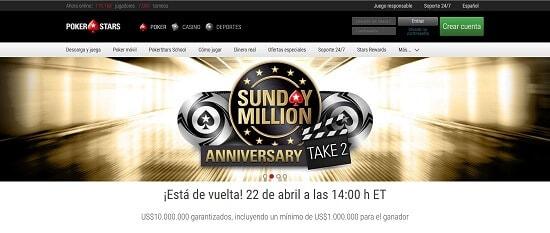 Pokerstars Casas de póker que regalan dinero sin deposito