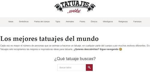 tatuajes wiki enciclopedia de tatuajes